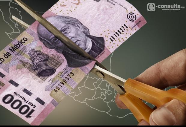 Puebla es el cuarto estado con mayor recorte federal en 2020