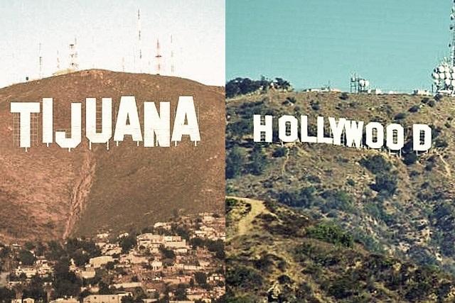 Tijuana tendrá su letrero al estilo Hollywood