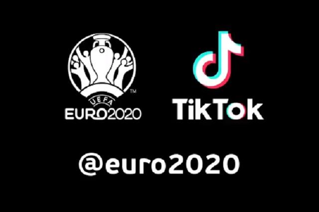 TikTok se suma a la Eurocopa 2021 como patrocinador oficial