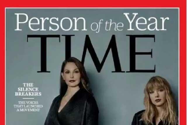 Time reconoce a denunciantes de acoso como Persona del año