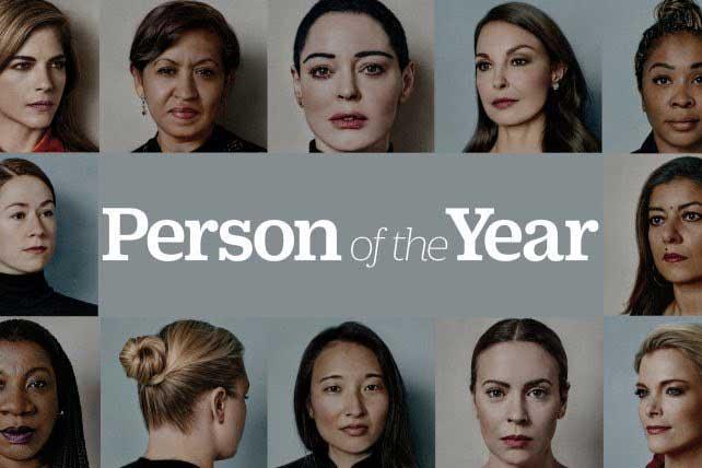 Time nombra persona del año a mujeres que denunciaron acoso sexual