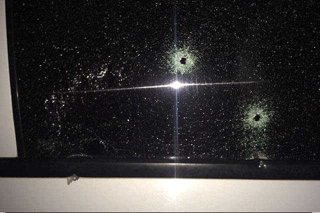 Con ocho tiros ejecutan a transportista de Ahuazotepec