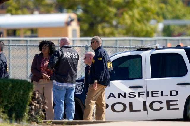 Tiroteo en secundaria de Texas deja 4 heridos