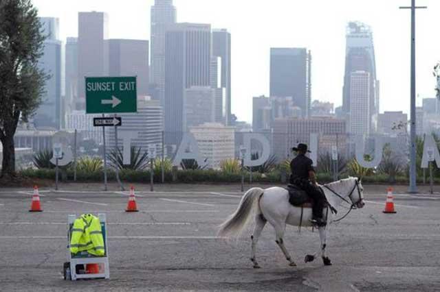 Tiroteo en Santa Mónica deja saldo de una persona muerta y 2 heridos