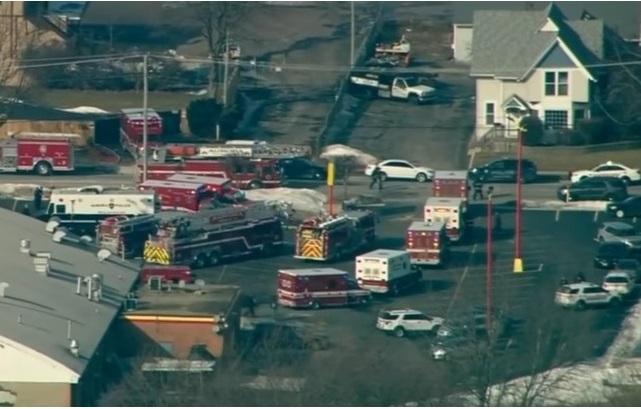 Tiroteo en Illinois deja un saldo de 6 muertos y 5 policías heridos