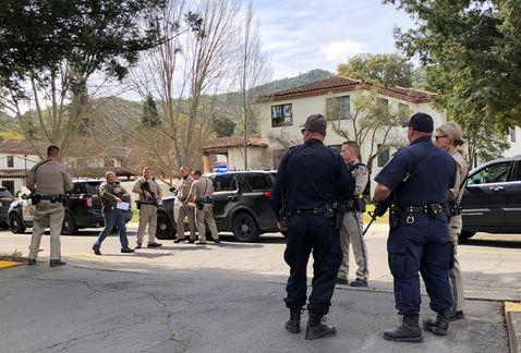 Tiroteo en casa de veteranos deja cuatro muertos