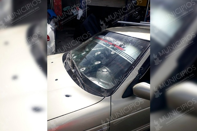 Crecen a 3 los muertos por balacera en Acatzingo