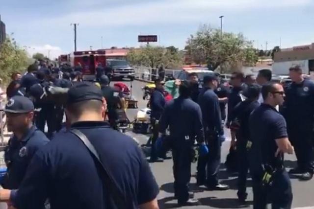 Tiroteo en Texas deja saldo de varios muertos y 18 heridos