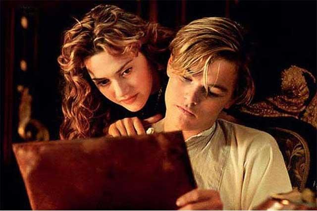 James Cameron dibujó desnuda a Kate Winslet para Titanic