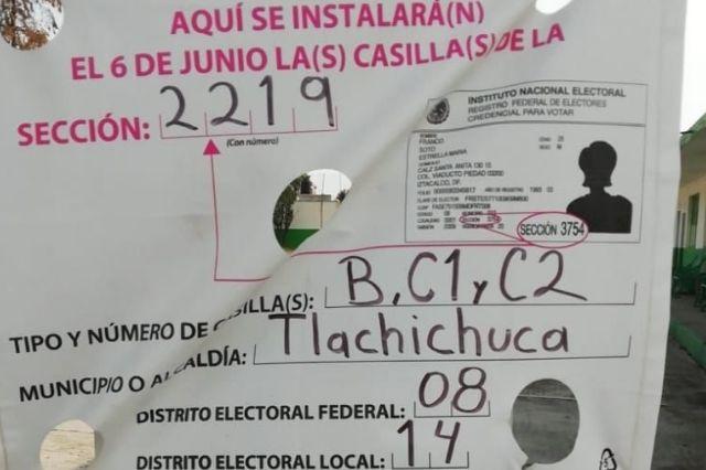 Reportan balaceras en 2 casillas de Tlachichuca