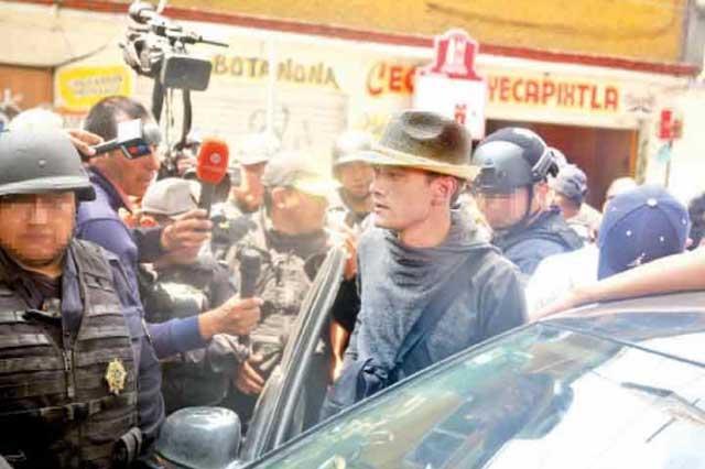 Publican que fue detenido el sobrino del delegado de Tláhuac