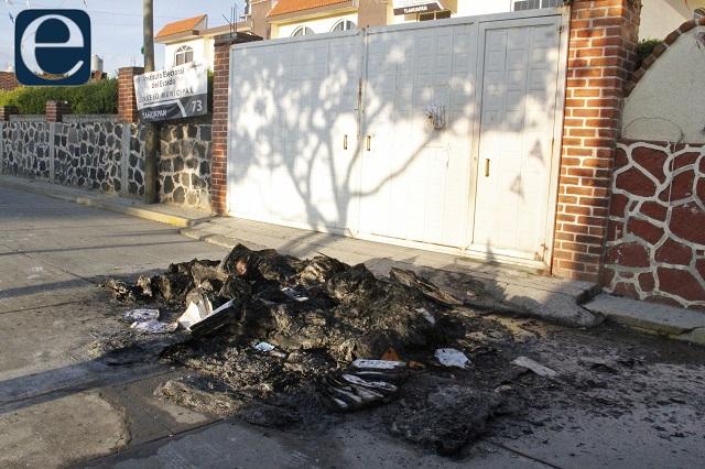 Quemaron todas las boletas en 7 municipios de Puebla