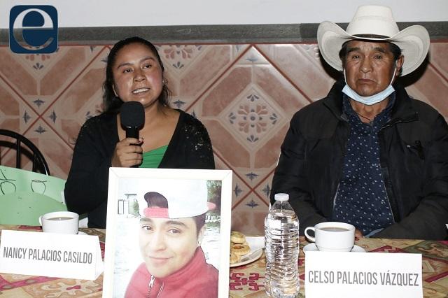 Acusan a edil de Tlachichuca de encubrir a presunto homicida
