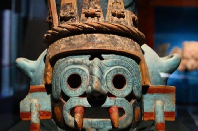 Tláloc y la leyenda de la lluvia en México