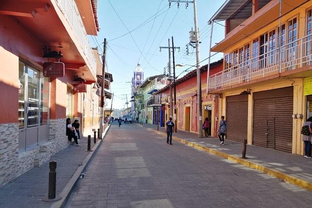 Crean directorio de comercio en Tlatlauquitepec para reactivar economía