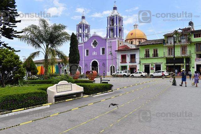 Descartan casos positivos de Covid-19 en Tlatlauquitepec