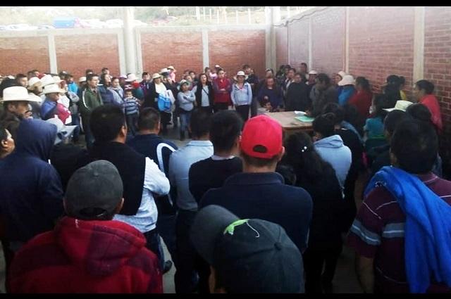 Supuesta representante indígena viola cuarentena en Tlatlauquitepec