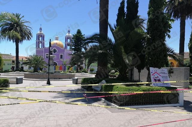 Registra Tlatlauquitepec primer caso de COVID-19