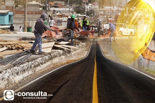 Ampliarán en 5 meses tramo de la federal Puebla- Tlaxcala