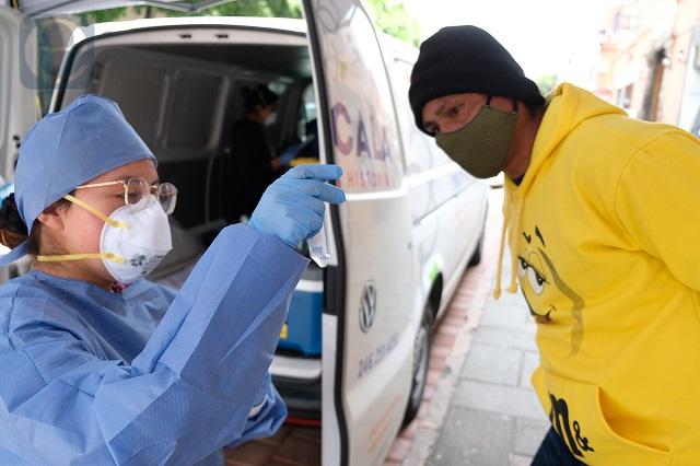 Llega el martes vacuna de 18 y más a 104 municipios de Puebla