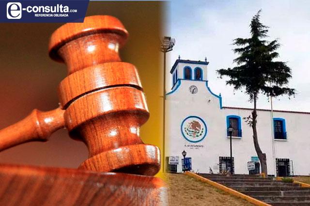 Da SCJN suspensión a Tochimilco y frena invasión de Morelos