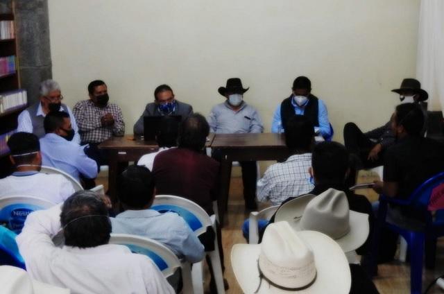 Tochimilco en conflicto con Morelos por 600 hectáreas