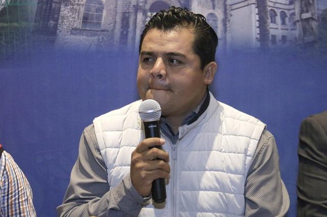 Edil de Tochtepec pide seguro de vida para presidentes municipales