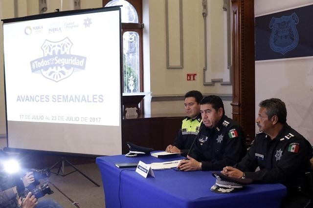 Advierte Alonso intolerancia para los policías delincuentes