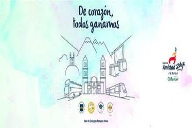 Torneo de la Amistad Puebla 2017 superó todas las expectativas