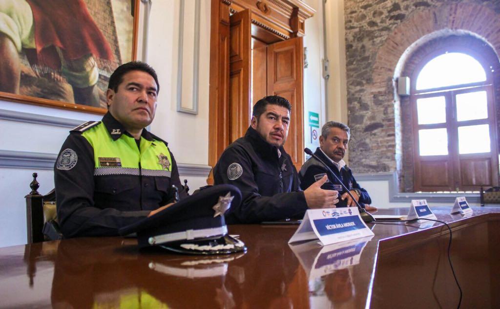 Mejoró 7.3% percepción de seguridad en Puebla: INEGI