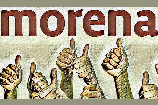 Diputados, regidores y funcionarios tras candidaturas de Morena en Puebla