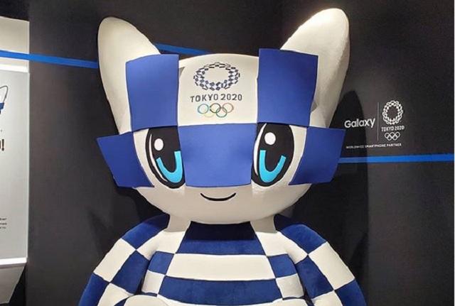 Foto / Instagram Juegos Olímpicos Tokio 2020