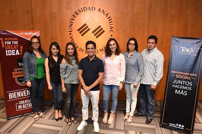Universidad Anáhuac y Toks México apoyan la creatividad publicitaria