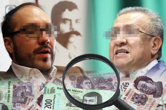 Declaran Mauricio Toledo y Saúl Huerta patrimonio de solo 13 mdp