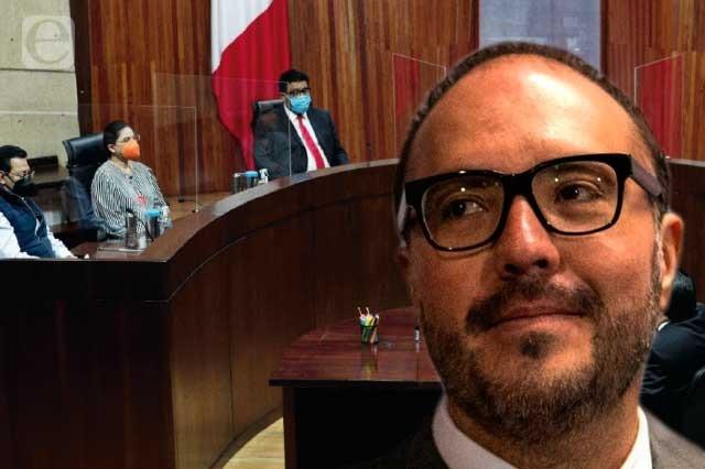 Validan triunfo de Toledo, pero no tendrá curul por su proceso penal