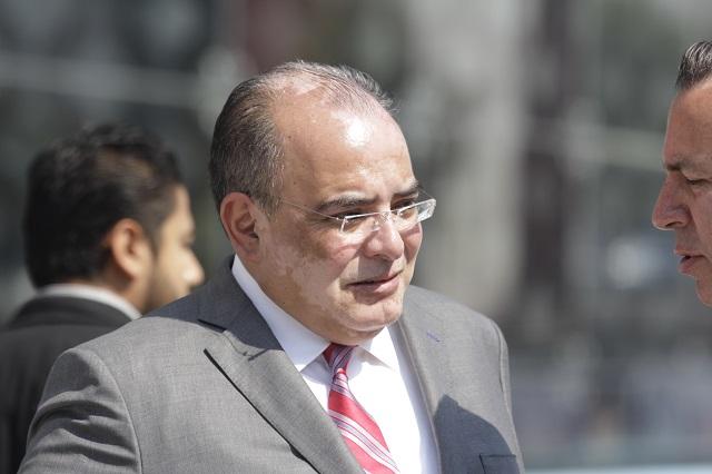 Deja José Luis Márquez la Subsecretaría de Gobernación del estado