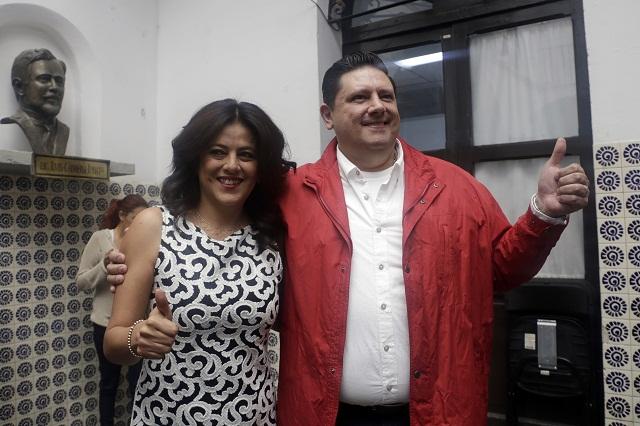 Carreto Pacheco acepta que PRI se encuentra en desventaja