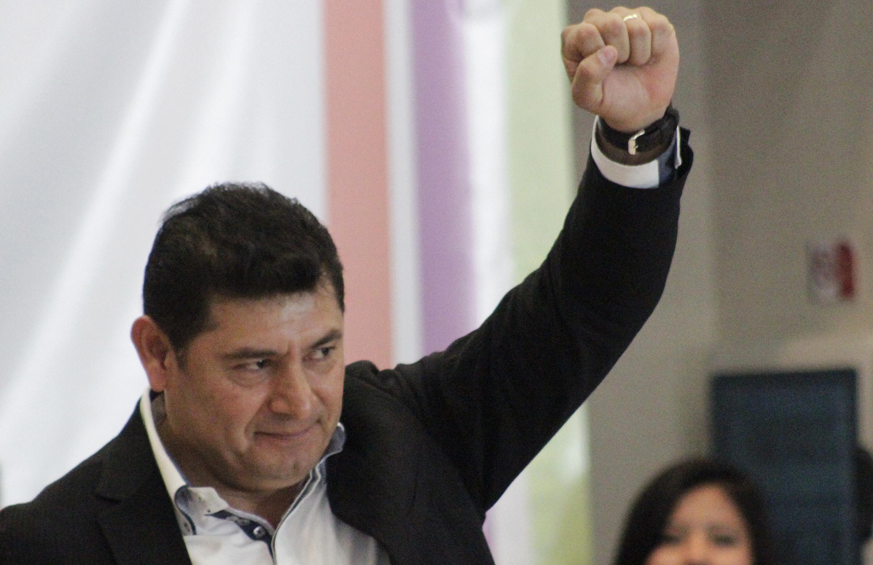 El PRI ya pactó entregar la gubernatura de Puebla: AAM