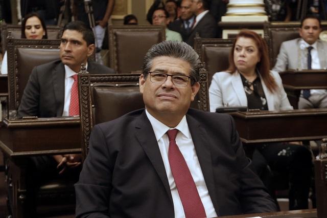 Decidirá CEN cuándo se renovará dirigencia en PRI poblano: Casique
