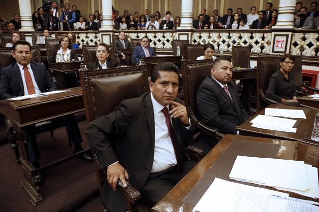 Sin iniciativas van 6 diputados en medio año de Legislatura