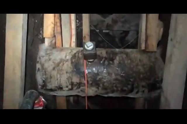 Descubren 5 tomas de huachicol en predio de Azcapotzalco