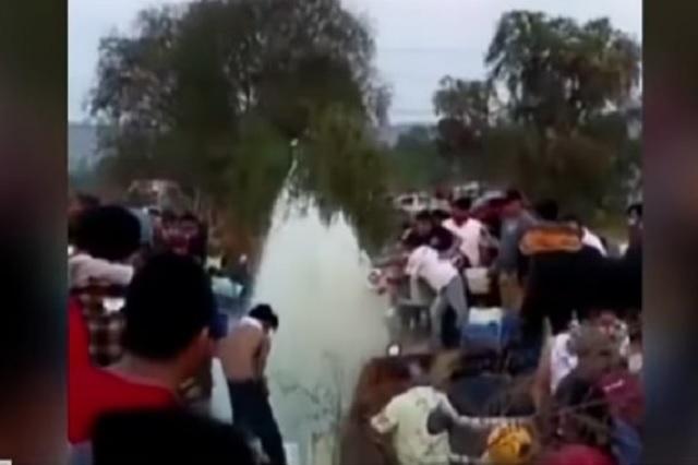 Mueren otras cuatro personas por explosión de ducto en Hidalgo