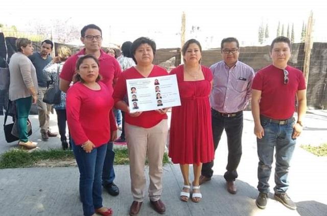 Dan toma de nota a sindicato de burócratas de Tehuacán