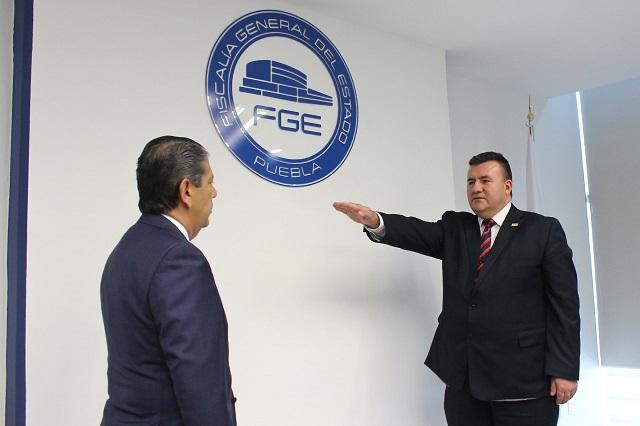 Tras paso por PGR y Tabasco, tiene Puebla nuevo fiscal anti secuestros