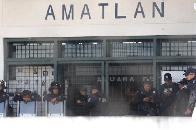 Por motín en el penal La Toma, juez ordena encarcelar a ex director