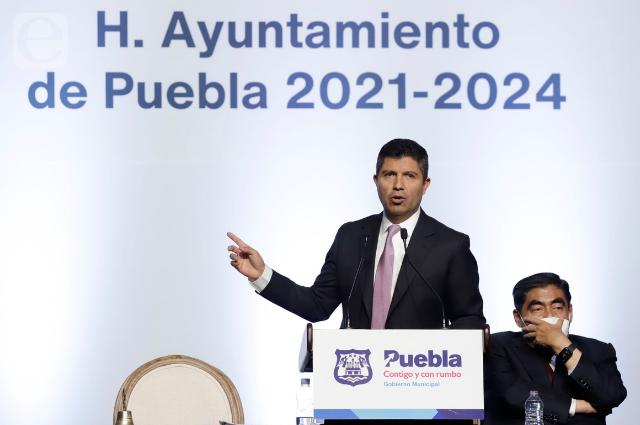 Los 20 compromisos de Eduardo Rivera para sus primeros 120 días