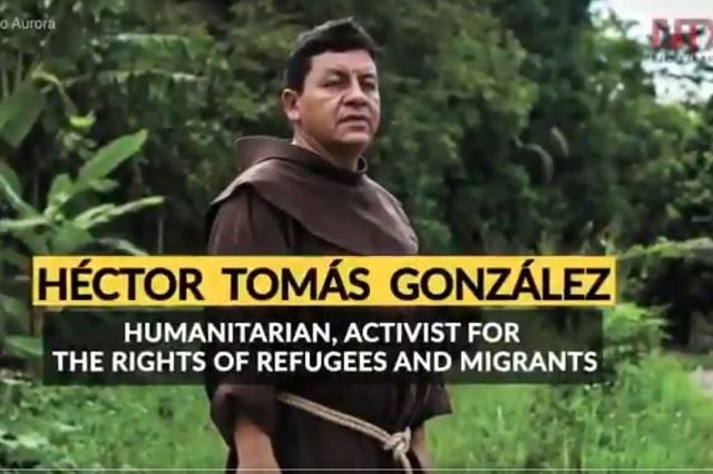 Una activista denuncia por abuso sexual a fray Tomás González