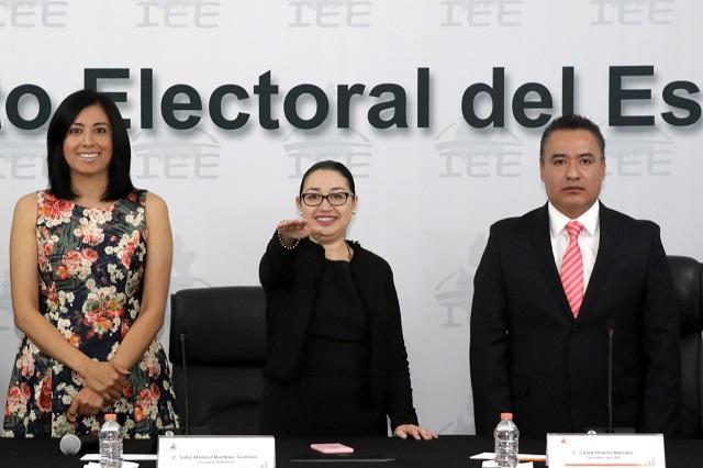IEE perfila presupuesto de 53.8 mdp para 2020