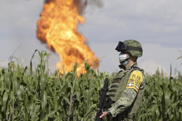 Puebla ocupa primer lugar nacional en robo de gas L.P