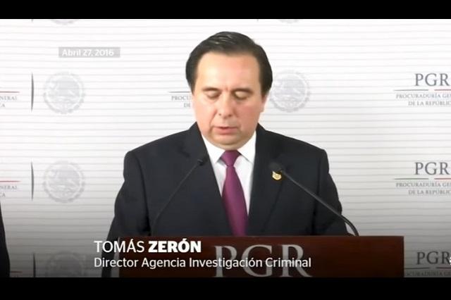 Ordenan que Tomás Zerón comparezca por software espía Pegasus